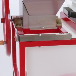 Halterung für Handobstmühle (Edelstahl)