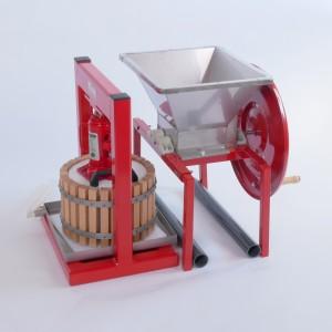 Fußgestell für Handobstmühle