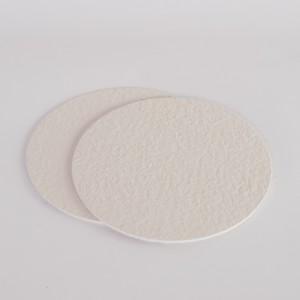 Filterschichten fein für Rundfilter 220 mm - 25 Stück