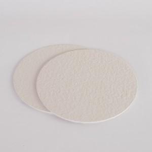 Filterschichten steril für Rundfilter 220 mm - 25 Stück