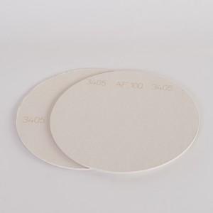 Filterschichten grob für Rundfilter 220 mm - 25 Stück