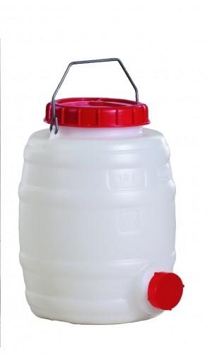 Kunststofffass 10 Liter
