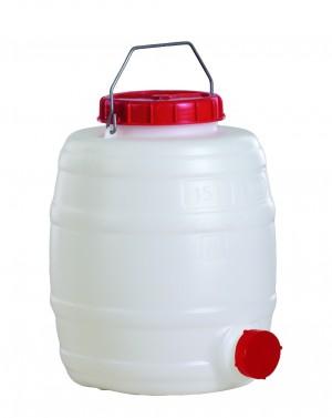 Kunststofffass 15 Liter