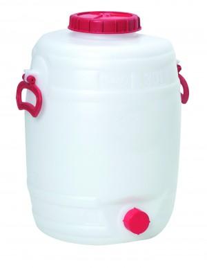 Kunststofffass 30 Liter
