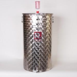 Edelstahl - Gärtank 100 Liter