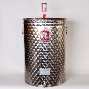 Edelstahl - Gärtank 150 Liter