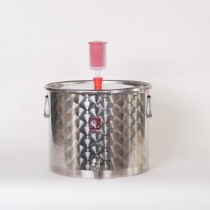 Edelstahl - Gärtank 30 Liter