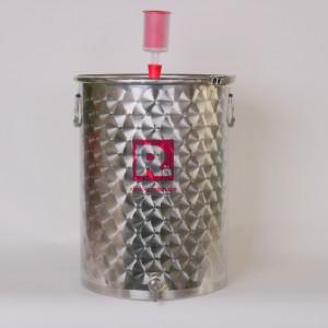 Edelstahl - Gärtank 50 Liter
