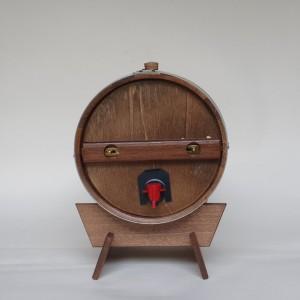 Holzfass für Bag in Box