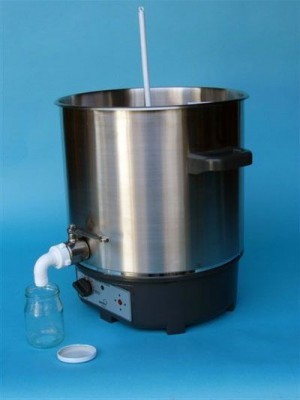 Marmeladekochkessel 27 Liter