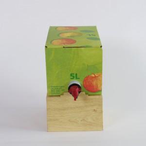 Sonderpreis - Bag in Box – Kartongestell 10 Stück