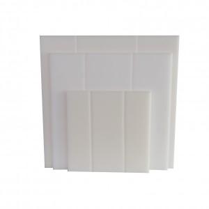Pressplatten für RINK-Tischpackpressen