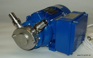 Impeller-Pumpe Edelstahl